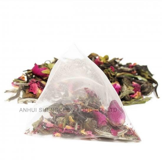 Rose Green Pyramid Teabags