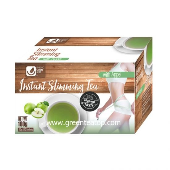 most effective teas for weight loss instant apple slimming tea