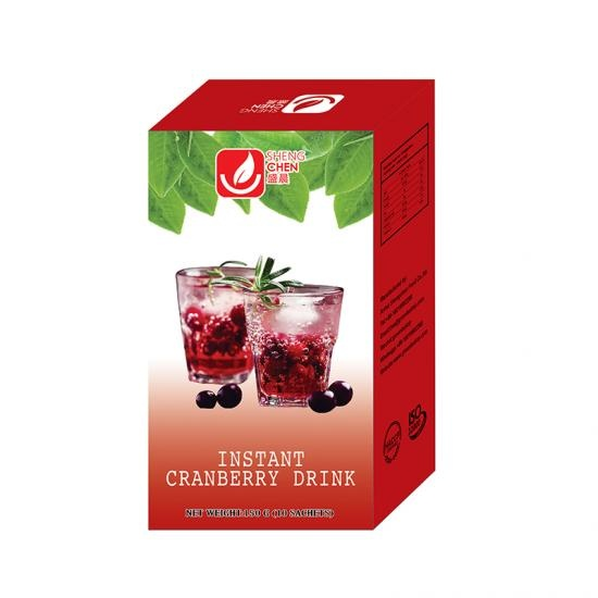 Cranberry Flavored Instant Powder Drink