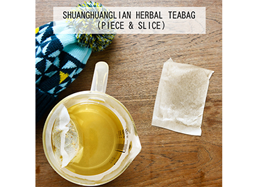 New Product Shuanghuanglian Herbal Tea Bag (Piece & Slice)